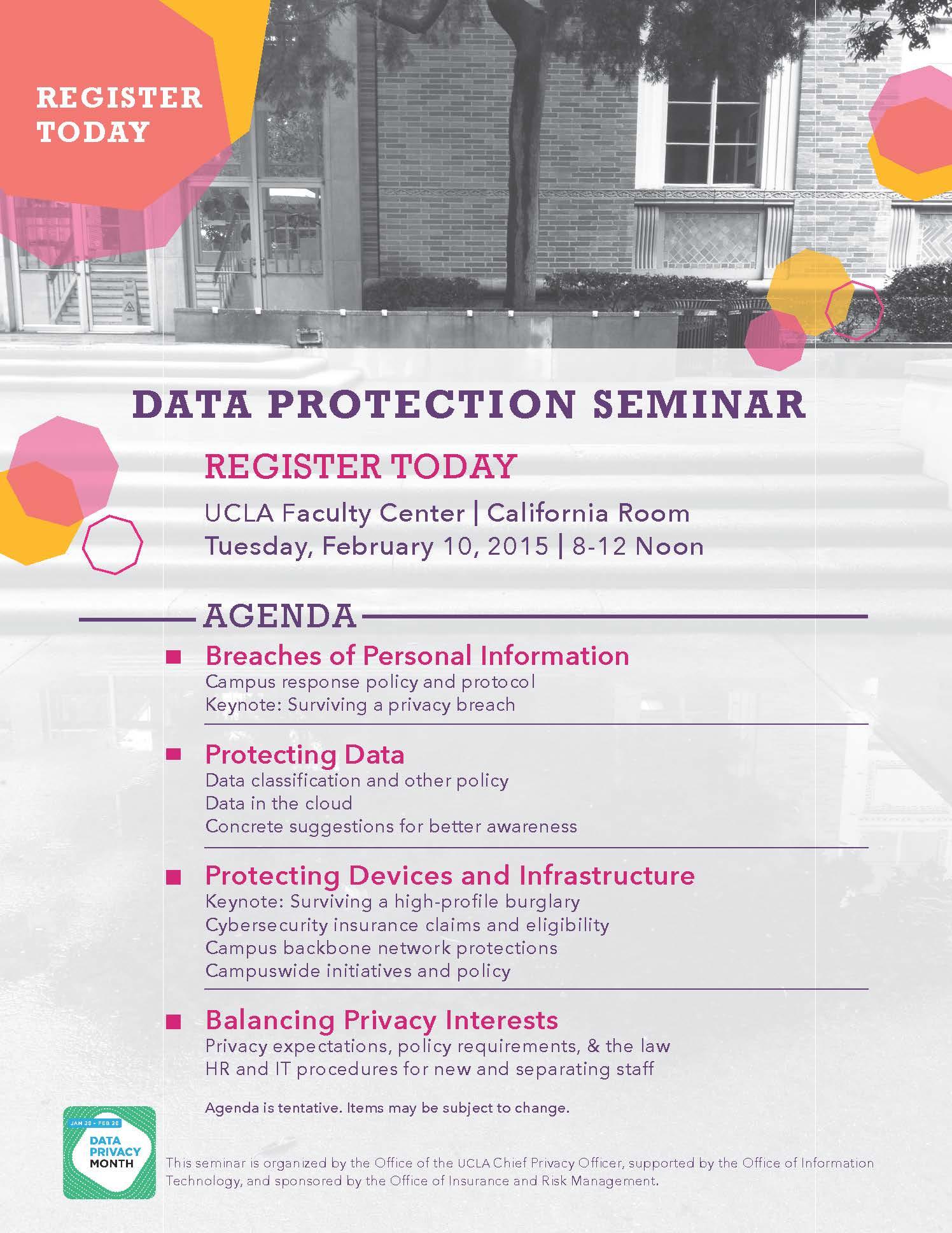 Data Protection Seminar