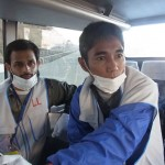 IDRE Researchers Document Disaster Recovery In and Around Fukushima