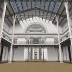 WCE Fine Arts Building