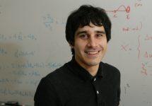 UCLA mathematics professor Dr. Joseph M. Teran