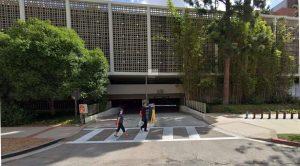 UCLA Parking Structure 9