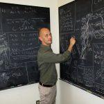 UCLA physics professor Eric Hudson