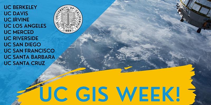 UC Gis Week Banner